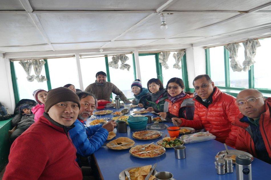 12 days Annapurna Base Camp Trek