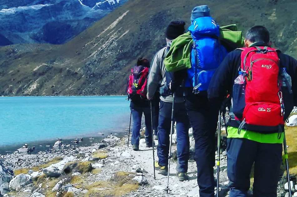 14 Day Mount Everest Base Camp Trek In Nepal
