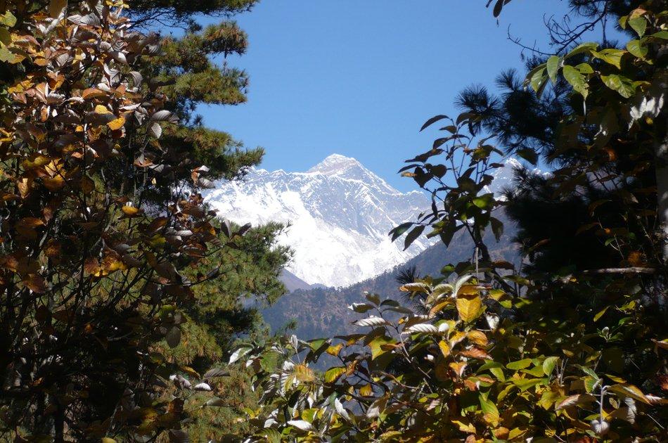 16 Day - Everest Base Camp Trek