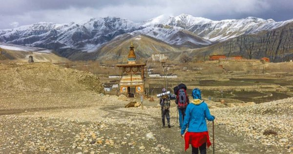 17 Day Private Upper Mustang Trek