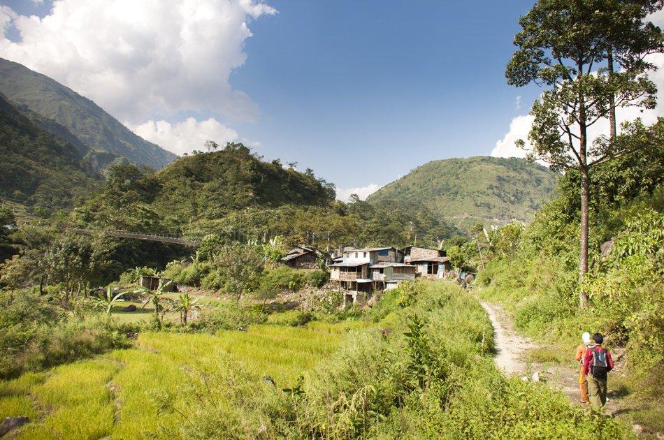 18 Day - Annapurna Circuit Trek