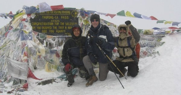 18 Day - Annapurna Circuit Trek