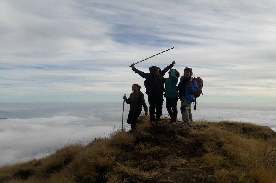 6 Days Mardi Himal Base Camp Trekking