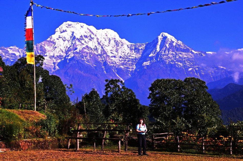 7 Day Gorepani Poon Hill View Trek