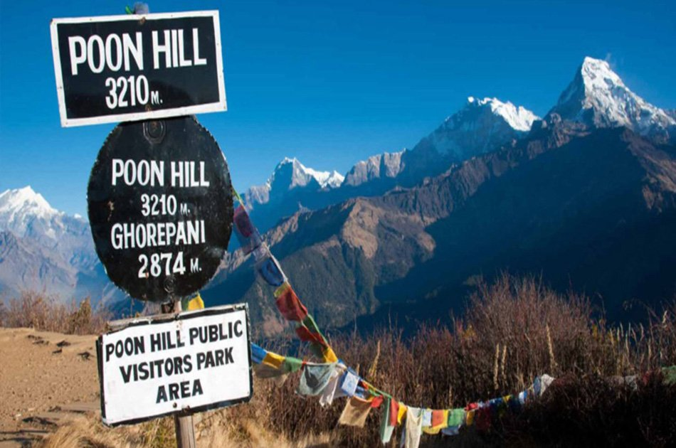 7 Day Poon Hill Sunrise Trek
