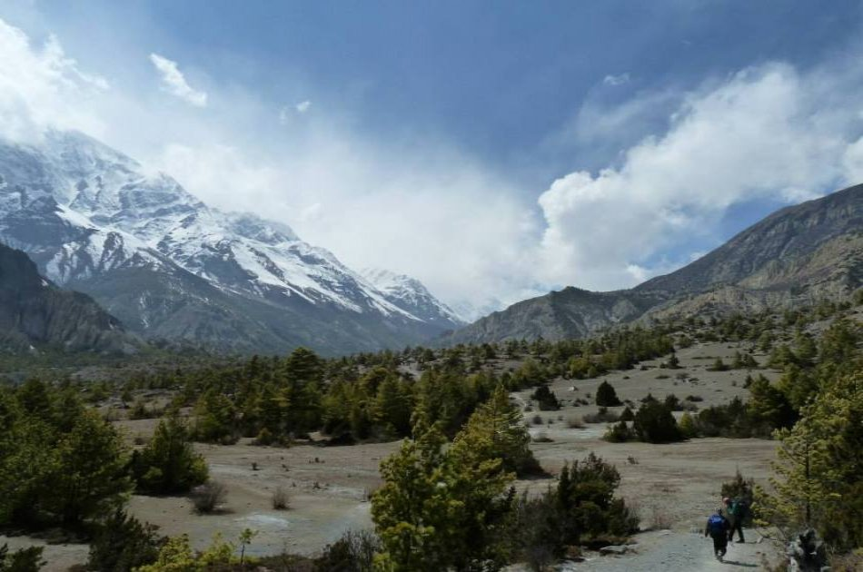 8 Day Annapurna Circuit Trek
