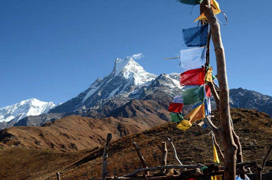 8 Day Mardi Himal Trek