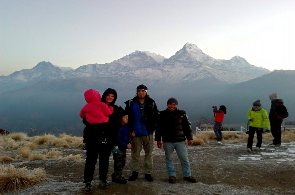 A Wonderful Private 14 Day Family Adventure Tour in Nepal Himalayas