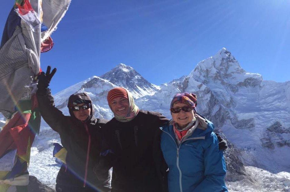 Adventures on this 14 Day Everest Base Camp Trek