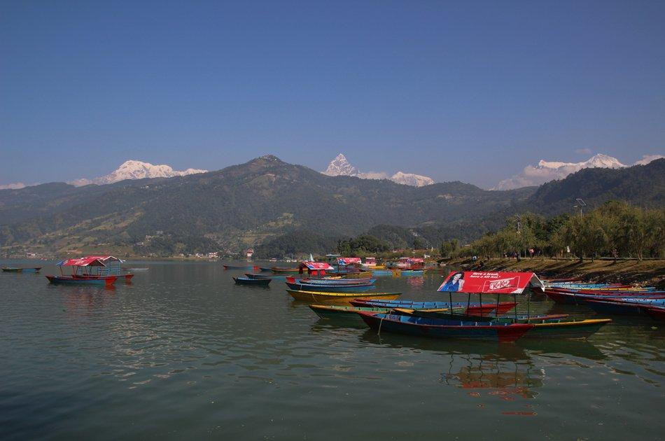 Annapurna Panorama 9 Day Trek from Kathmandu Airport