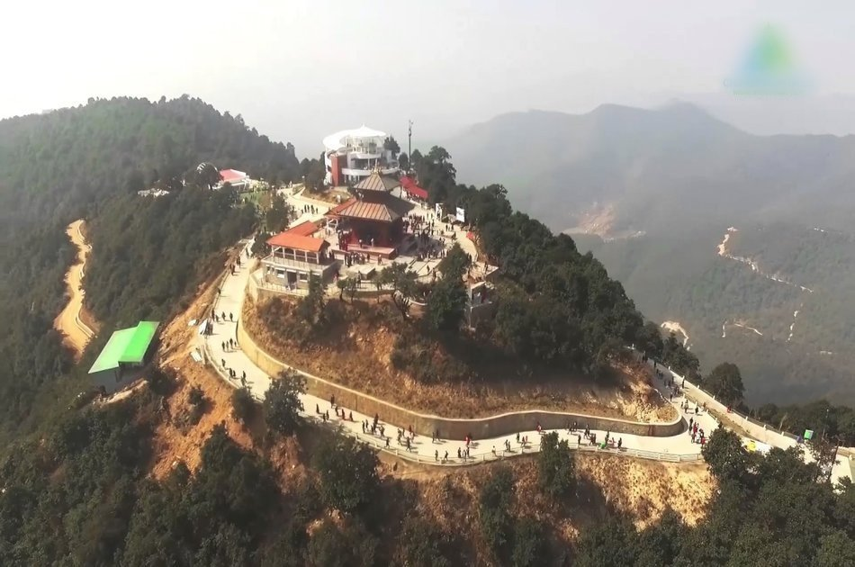 Chandragiri Hill by Cable Car Riding