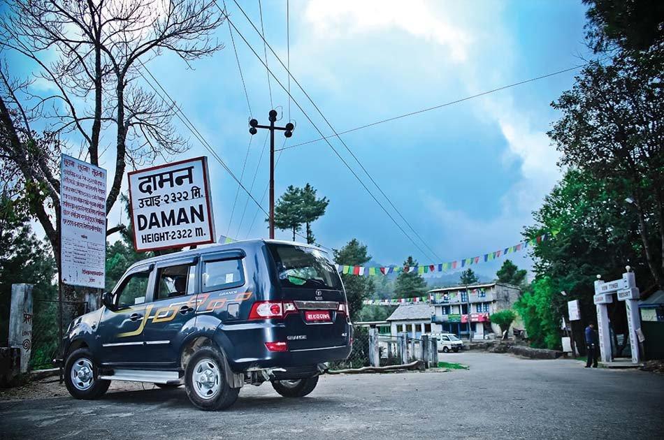 Daman Day Trips in Nepal