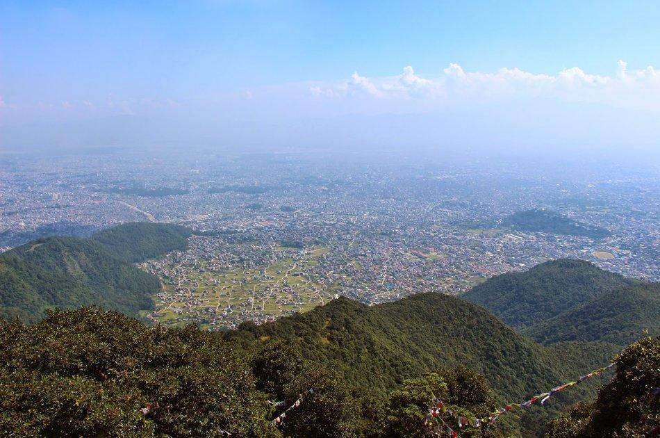 Day Hiking in Nagarjun Hill