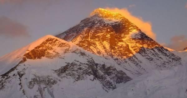 Everest base camp trek 12 days
