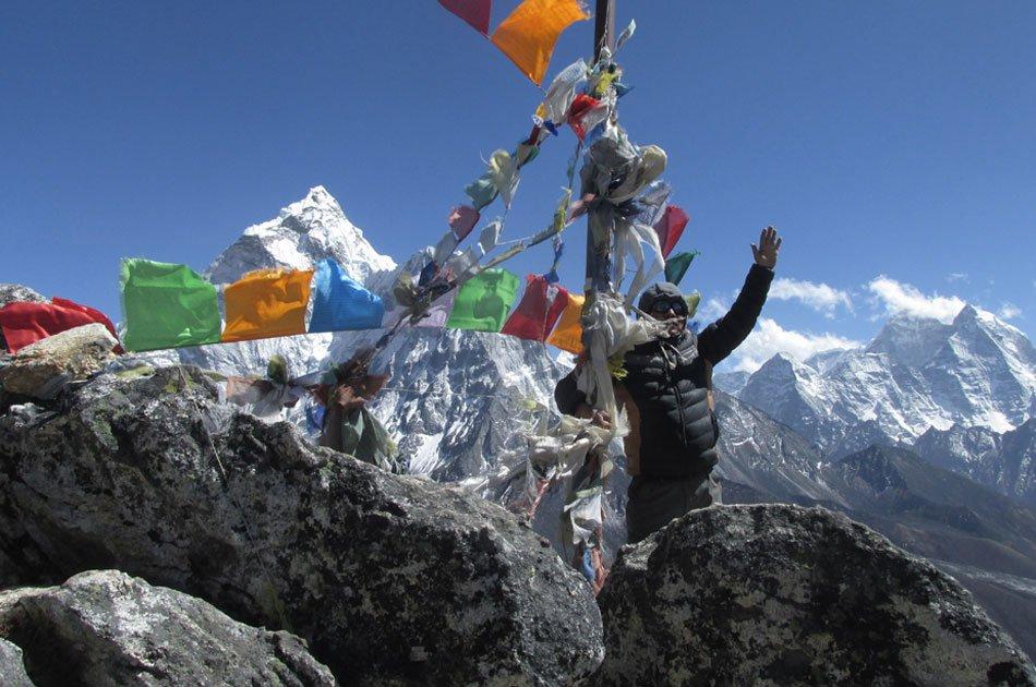 Everest Base Camp Trekking for 14 Eventful Days