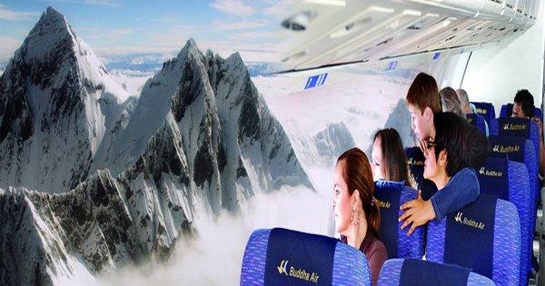 Everest Mountain Flight