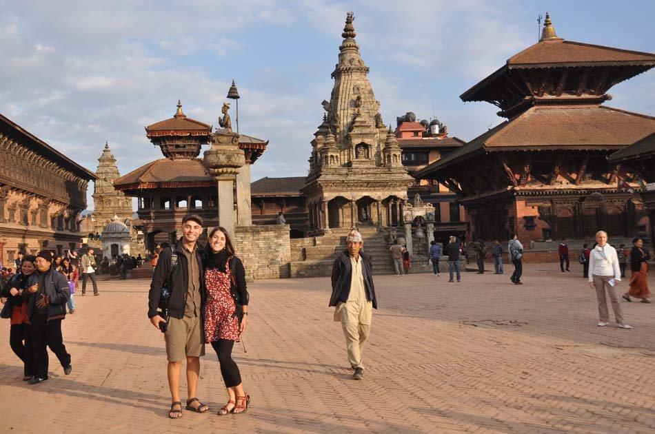 Full day Bhaktapur City, Changunarayan Temple and Nagarkot Tour
