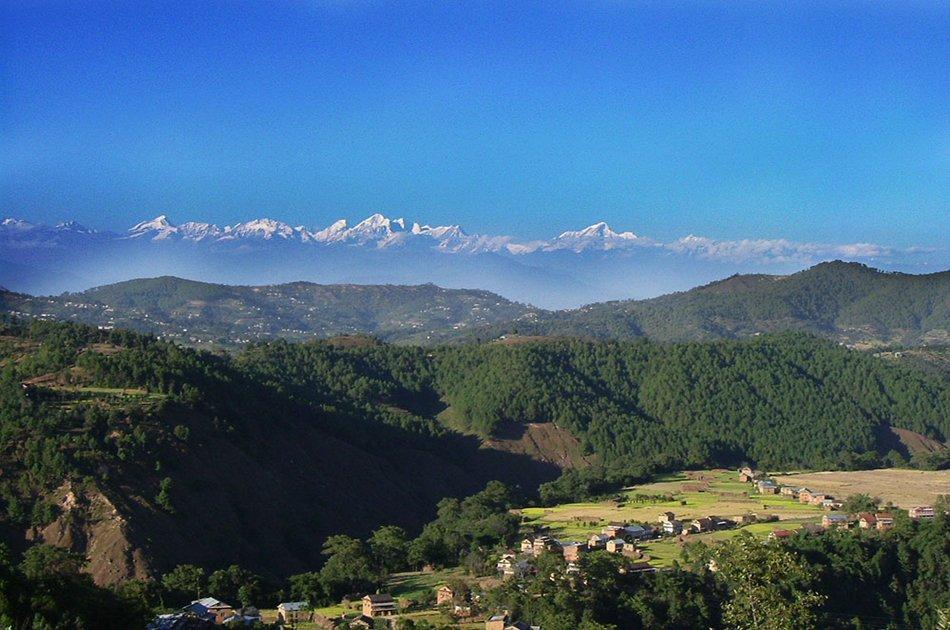 Full Day Hiking trip to Nagarjung Hill