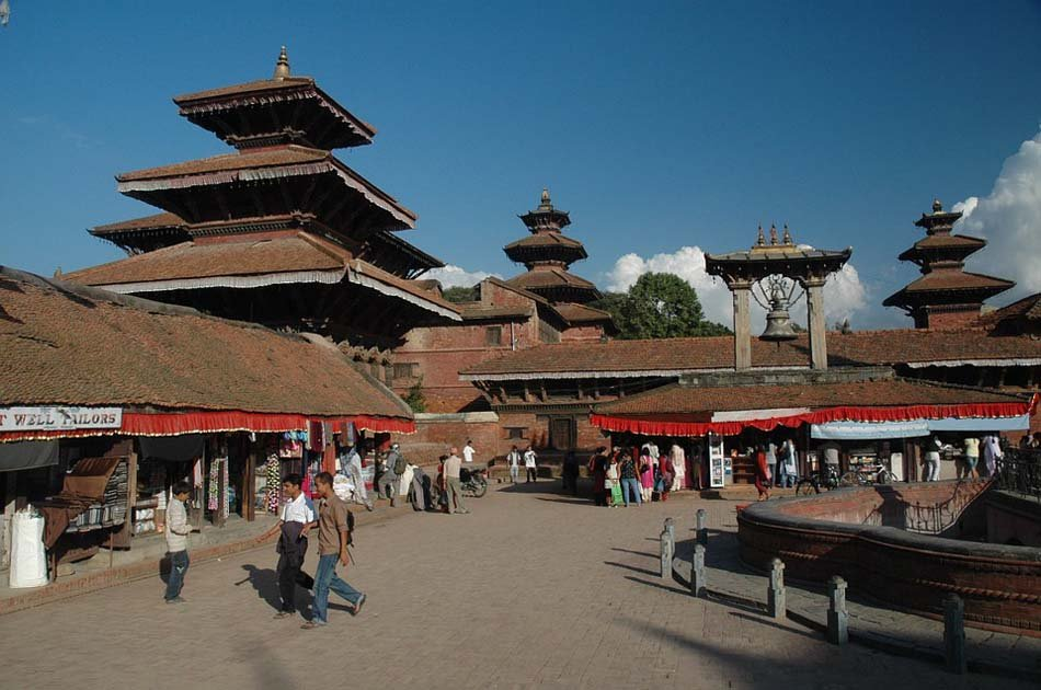 Full day Kathmandu city, Patan and Bhaktapur City Tour