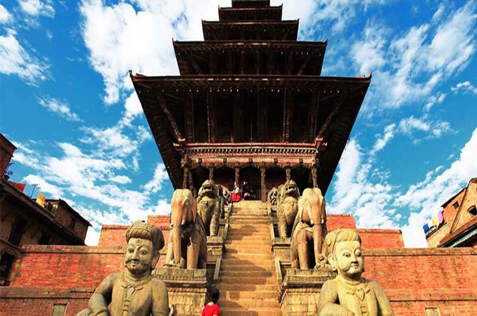 Full Day Patan City and Bhaktapur City Tour