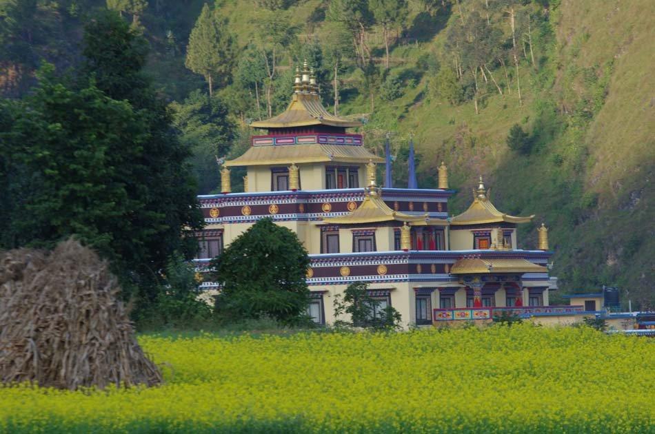 Full Day Pharping Dakhsinkali and Kirtipur Tour