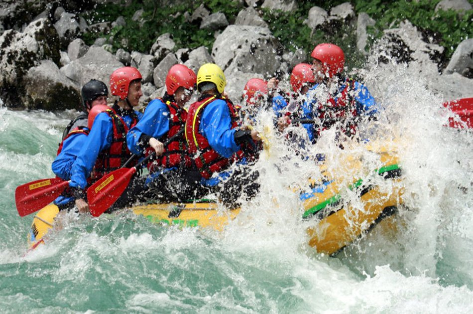 Full Day Trisuli River Rafting Private Tour