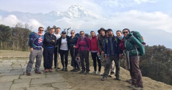 Ghorepani Poon Hill Trek from Pokhara Nepal