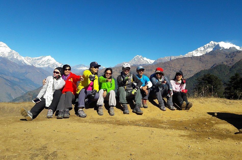 Ghorepani Poon Hill Trekking Nepal