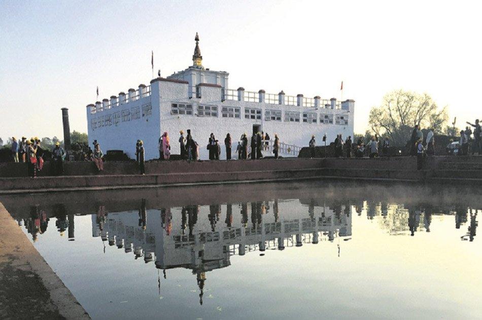 Half Day Lumbini Sightseeing Tour