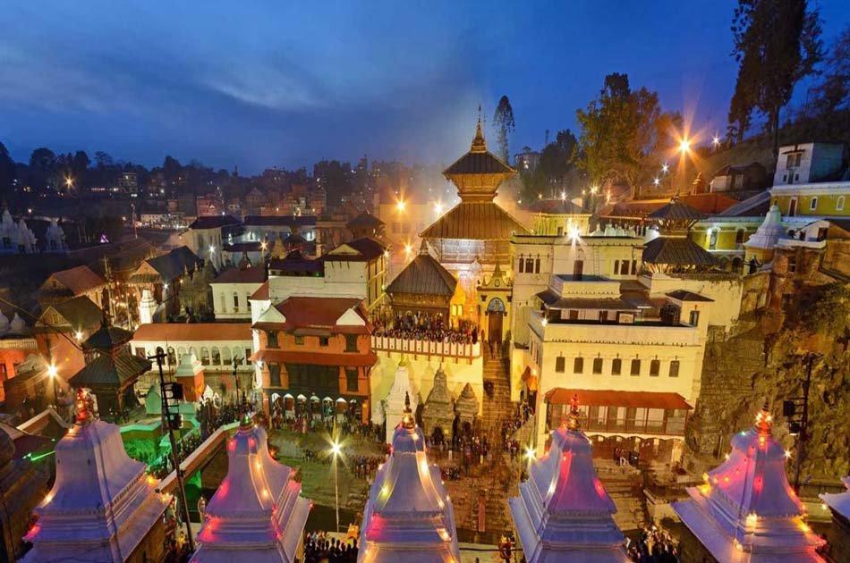 Half Day Pashupatinath and Boudhanath Tour