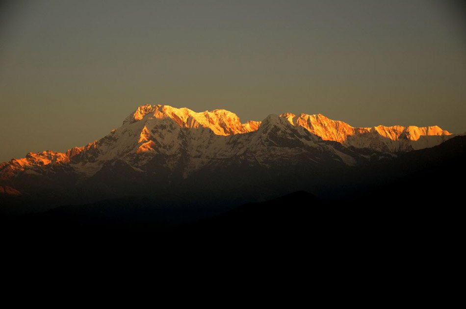 Half day Sarankot mountain view Point