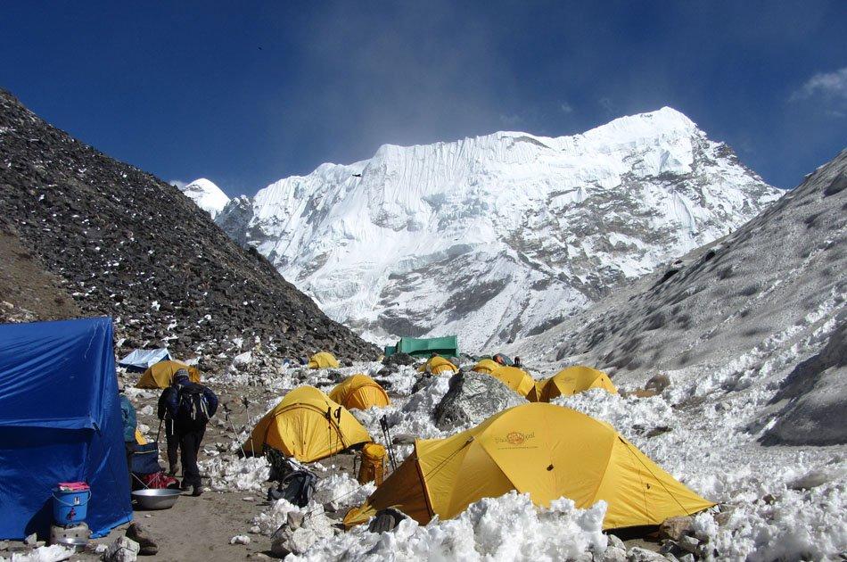 Island Peak Climbing - 3 Days from Kathmandu