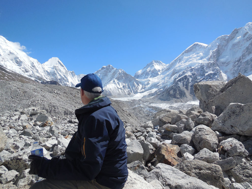 Everest Base Camp Trek, Nepal - A private Journeys to Everest