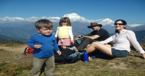 Ghorepani-Ghandruk Circuit (Poon Hill) Family Horse Riding Trek