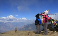 Ghorepani (Poon Hill) Family Lodge Trek, Rafting and Chitwan Tour