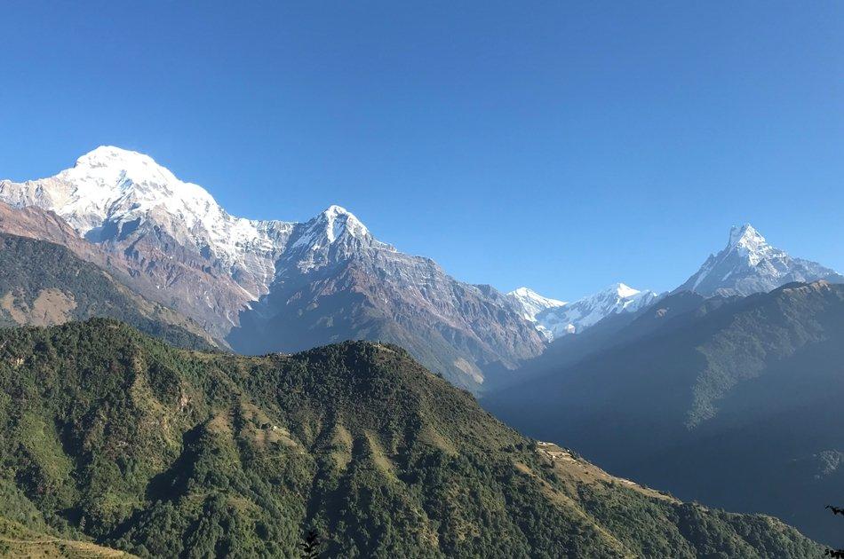Khopra Ridge Trek (South of Annapurnas), 14 Days