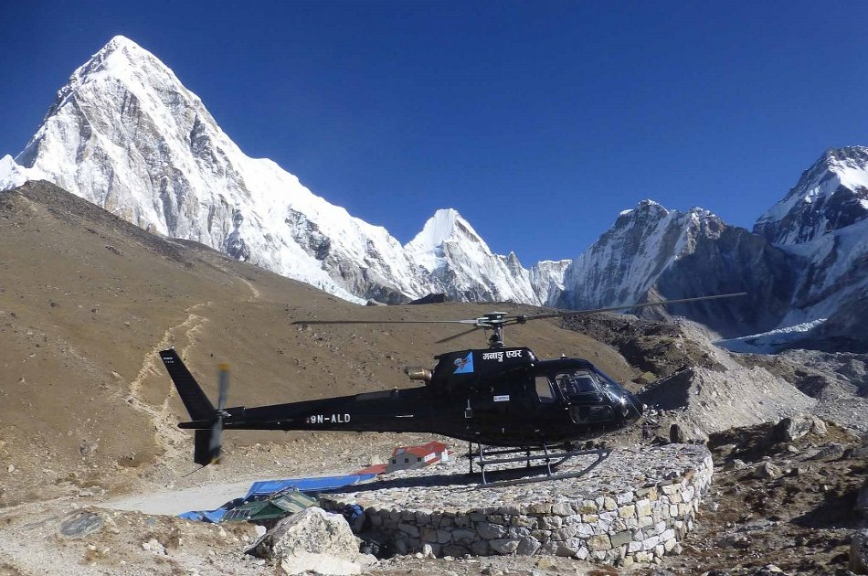 Nepal 2 Nights and 3 Days Helicopter Tour