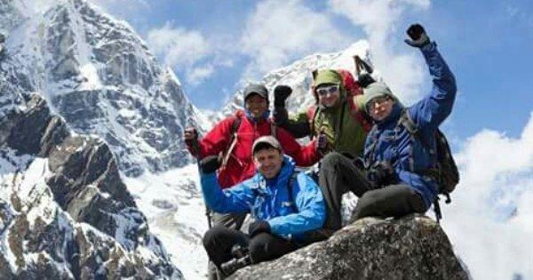 Nepal 21 Day Island Peak Climbing from Kathmandu