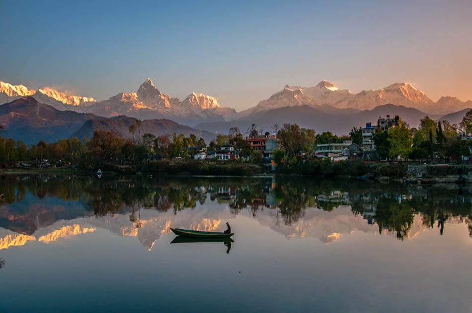 Nepal Adventure Tour - Annapurna Sunrise View Trek With Chitwan Pokhara Tour