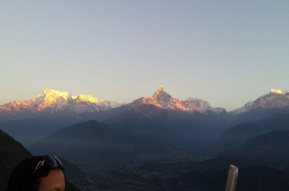 Pokhara World Peace Stupa Hike