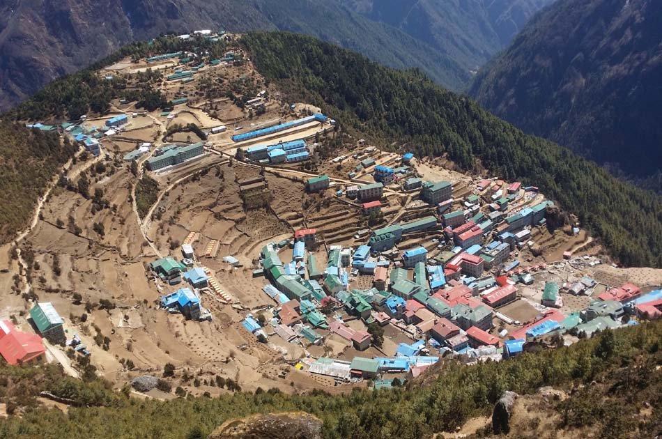 Private 15 Day  Everest Base Camp  Trek
