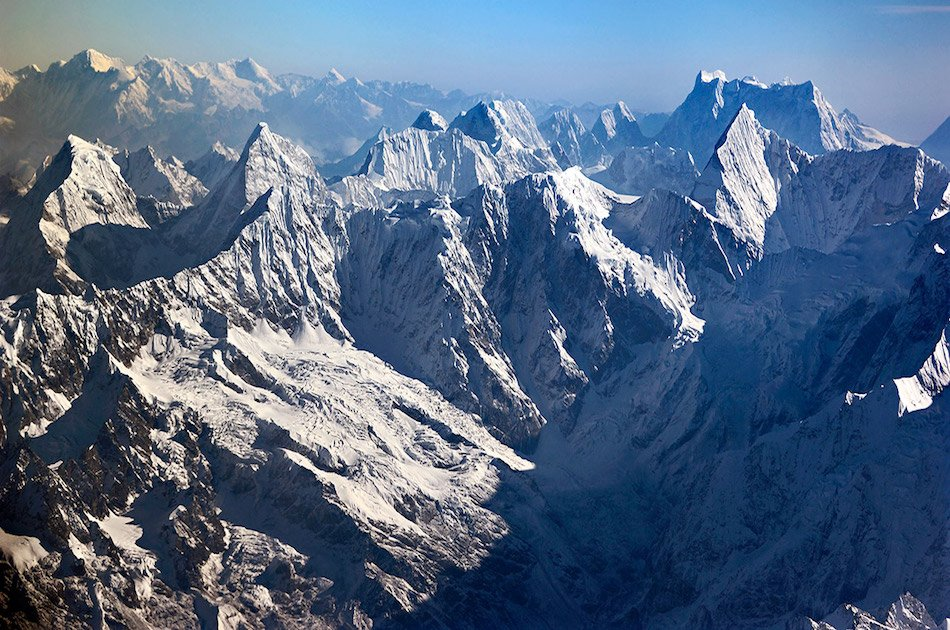 Private Mountain Flight Sightseeing Tour in Nepal