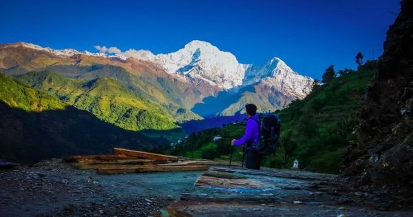 Short Annapurna Base Camp Trek 10 Days