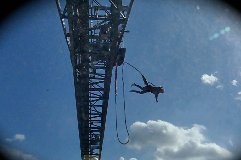 Amsterdam Bungee Jump