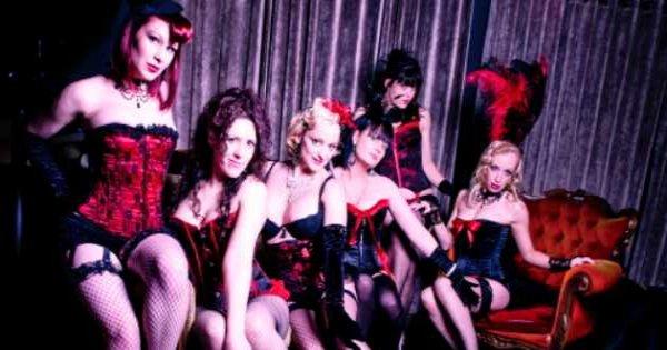 Amsterdam Burlesque Private Workshop