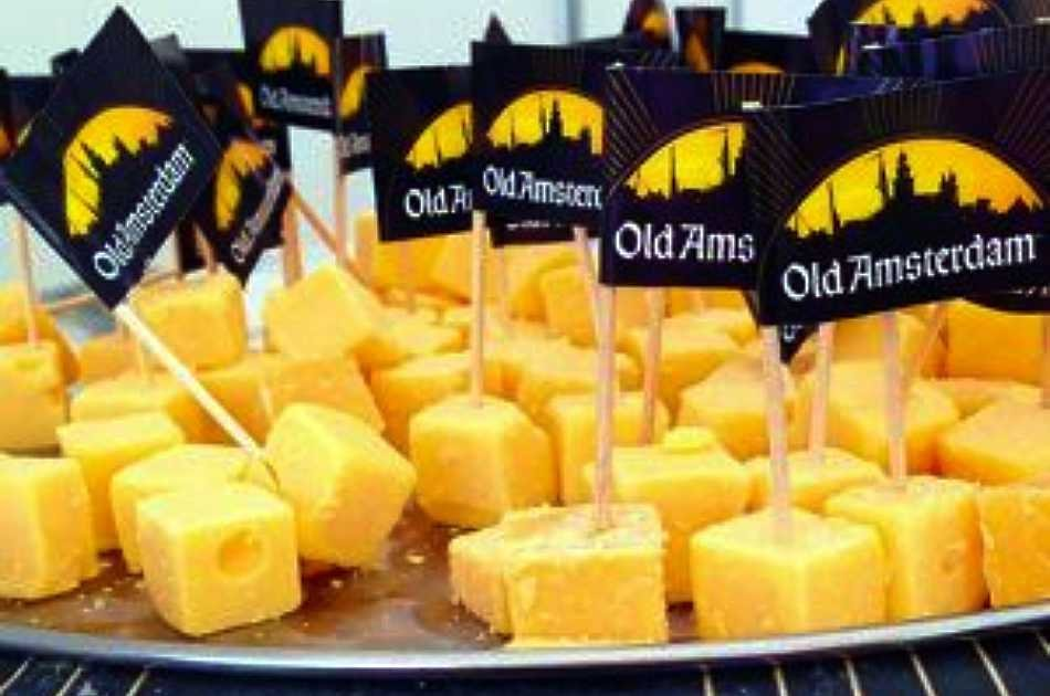 Amsterdam Cheese Sampling