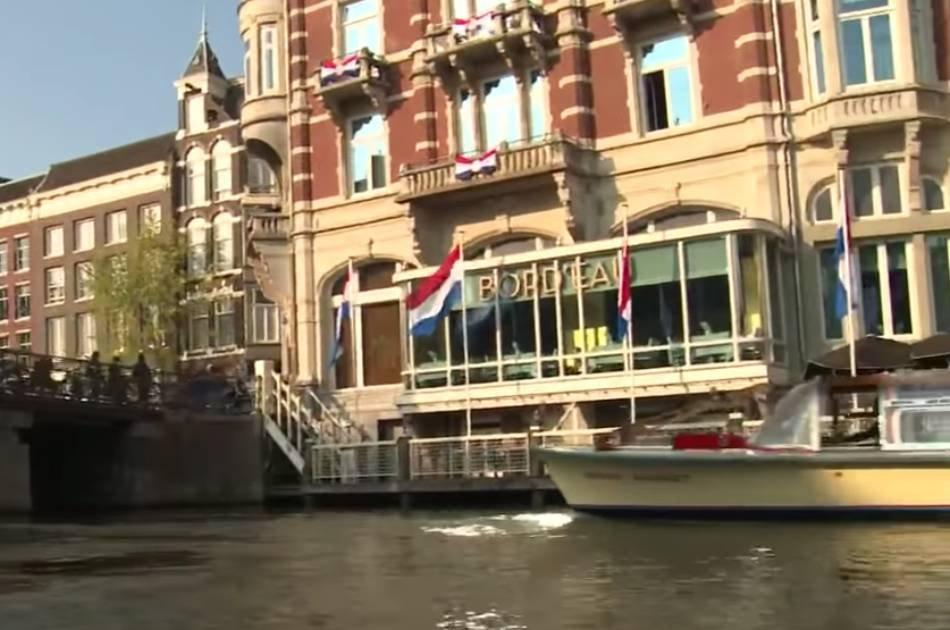 Amsterdam Pedalo Challenge