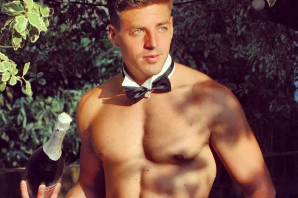 Amsterdam Private Naked Butler/Waitress Service