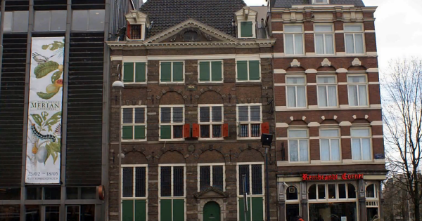 Amsterdam Rembrandt House Tickets