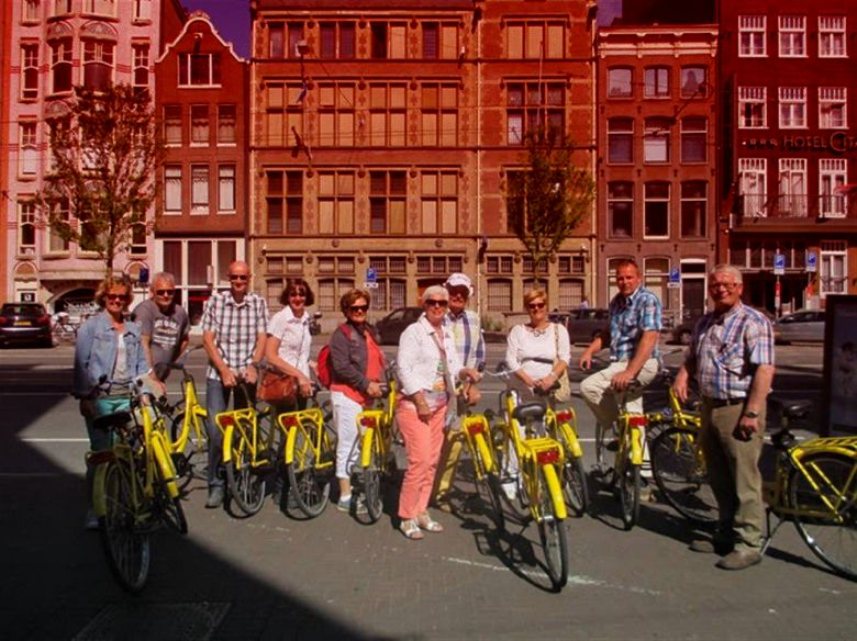 Amsterdam Private Tours  Bike, Boat, on Foot